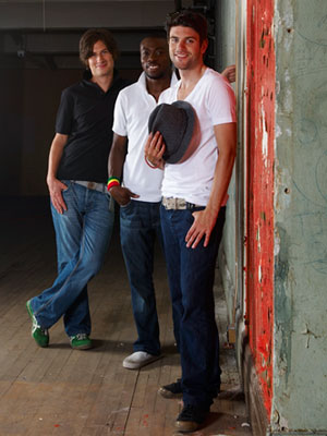 2005 in 'Sounding A Mosaic' – a fresh, addictive hybrid of dub, reggae,