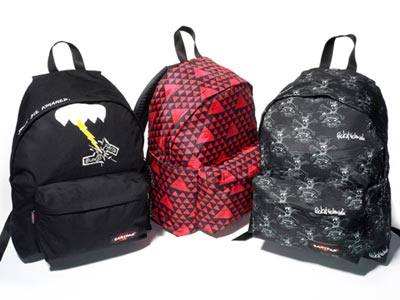 Eastpak Rocks Backpacks! | Music | Caught in the Crossfire