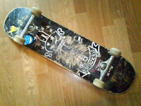 Krooked Board