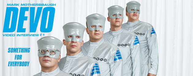 Devo – Something for Everybody Interview Pt. 1