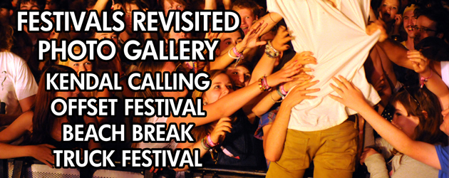 Festival Season Revisited: Photo Gallery