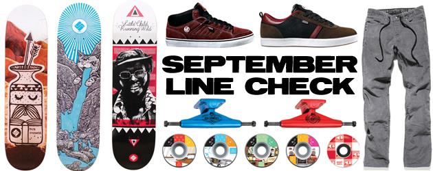 Line Check: September 2010