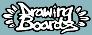 Drawing Boards Skateboard Company