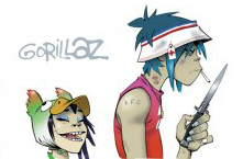 gorillaz the xx