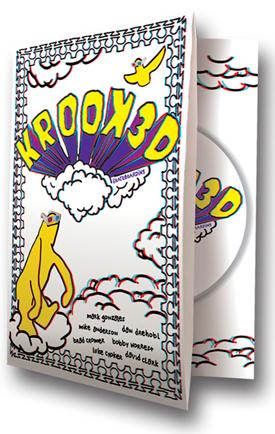krooked krook3d dvd cover