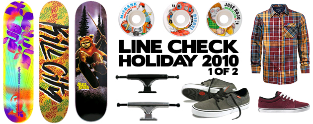 Line Check – Holiday 2010 1 of 2