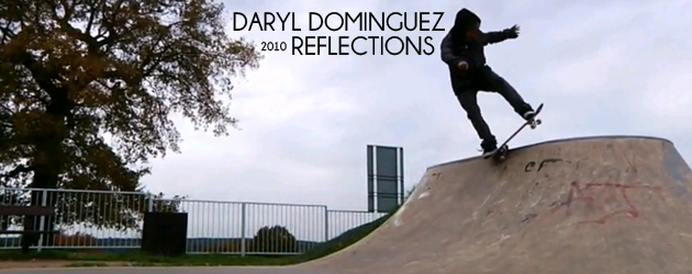 Reflections 2010: Daryl Dominguez