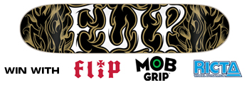 Win a Flip/Ricta/Mob Package!
