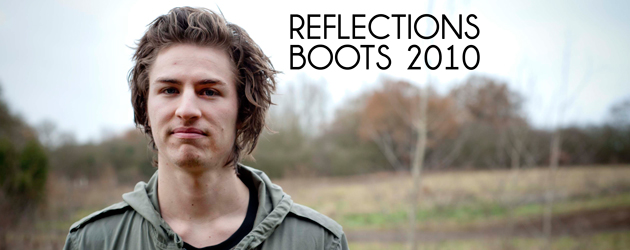 Reflections 2010: Boots