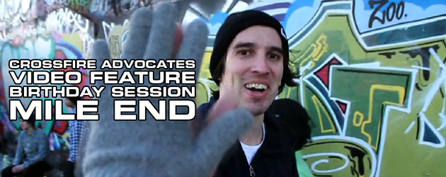 Video Feature: Birthday Session at Mile End