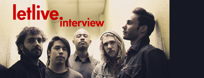 letlive. interview
