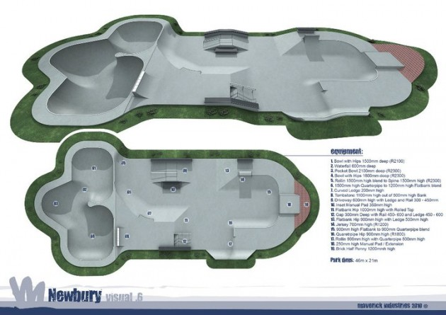 newburyskatepark
