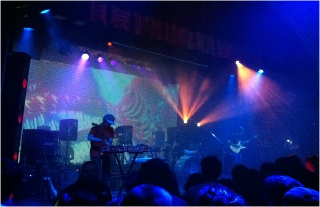 Animal Collective at the Winter Garden 2011