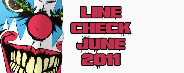 Line Check June 2011