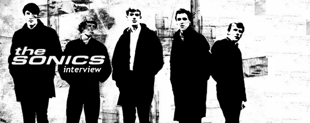 The Sonics interview