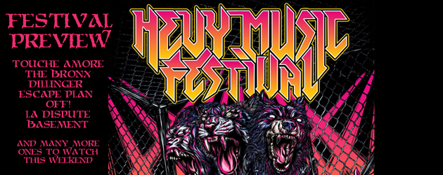 Hevy Festival 2011 preview