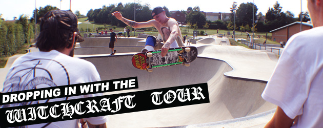 Witchcraft Skateboards Tour 2011 video
