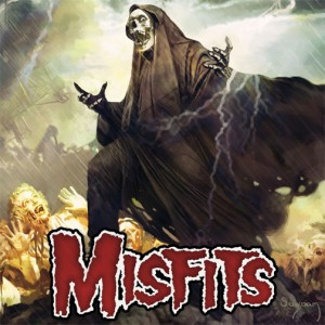 Misfits - Devils Rain