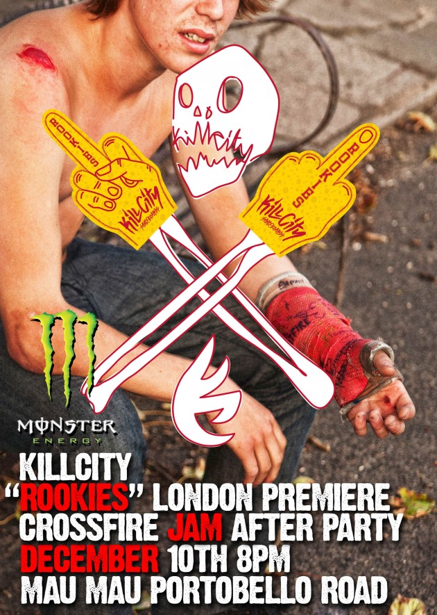 killcity_rookies_londonpremiere_crossfire