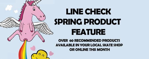 Line Check Spring 2012