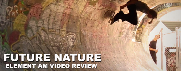 Element Skateboards 'Future Nature'