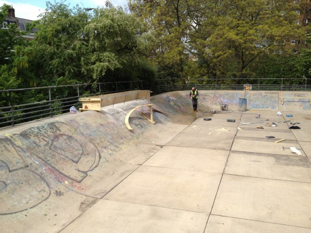 kenningtonskatepark