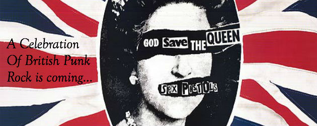 A Celebration Of British Punk Rock is coming…