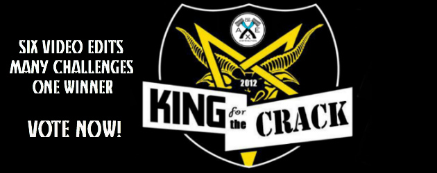 KING FOR THE CRACK VIDEO EDIT COMP!