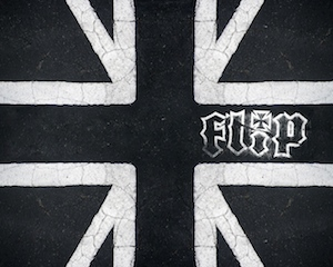 FLIP SKATEBOARDS LOGO UNION JACK