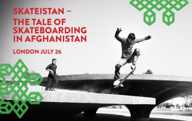 Skateistan: The Tale of Skateboarding in Afghanistan