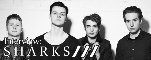 Interview: Sharks