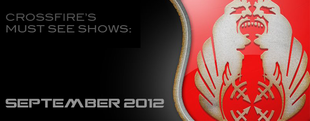 Must See Shows: September 2012