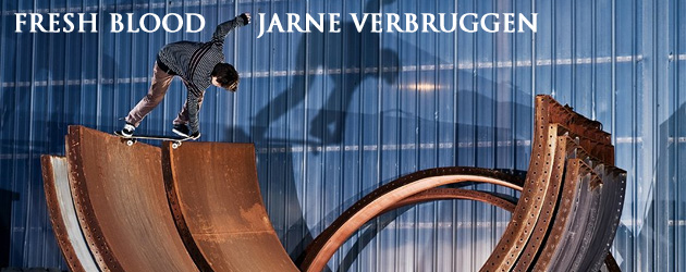 Jarne Verbruggen – Fresh Blood