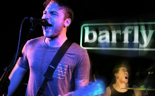 We Are The Ocean Live Barfly