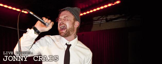 Jonny Craig Live in Photos