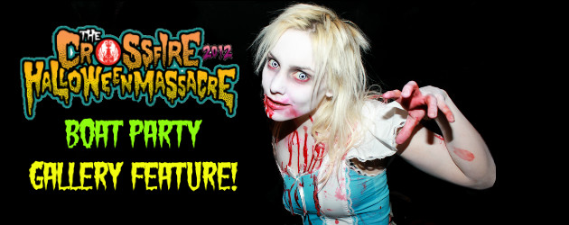 Crossfire Halloween Massacre Boat Party Gallery 2012