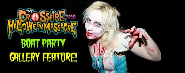 Crossfire Halloween Massacre Boat Party Gallery 2012