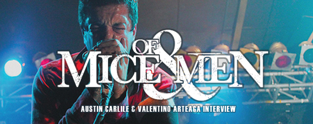 Of Mice & Men Interview