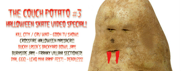 The Couch Potato #3 Halloween video special!