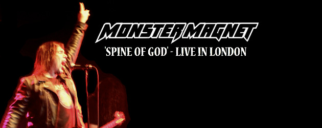 Monster Magnet play 'Spine of God' live in London