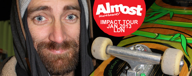Almost Impact Tour at BaySixty6