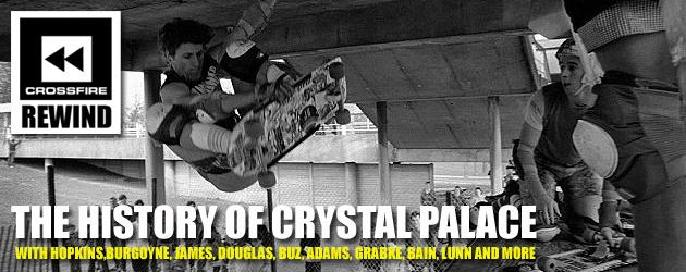 Rewind: Crystal Palace vert ramp