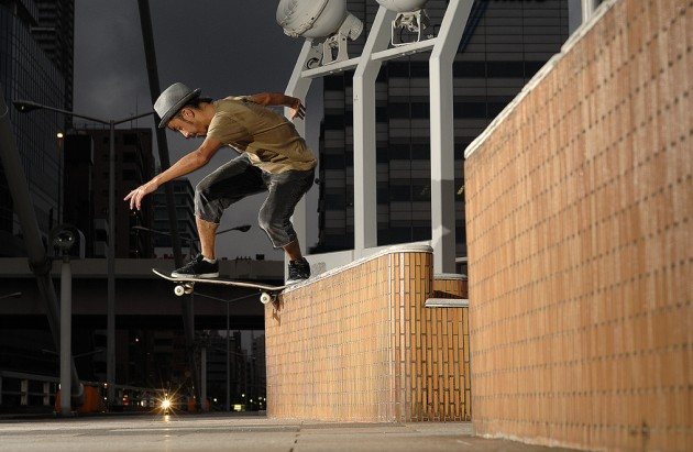 Junichi Arahata, Switch BS Tailslide