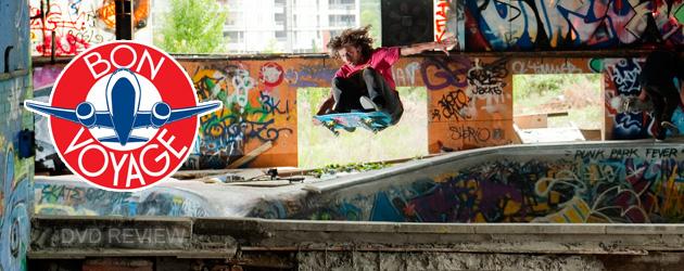 'Bon Voyage' – Cliché Skateboards