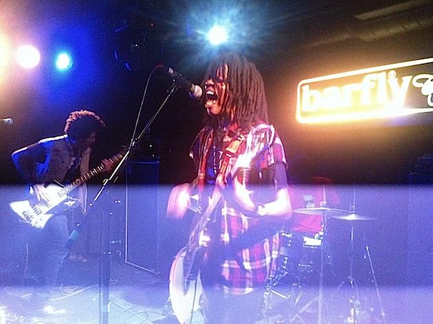 Radkey_live_barfly_london