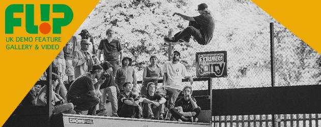 Flip Skateboards UK Demo, London