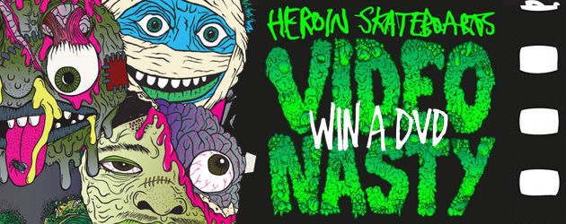 Win a Heroin Video Nasty DVD!