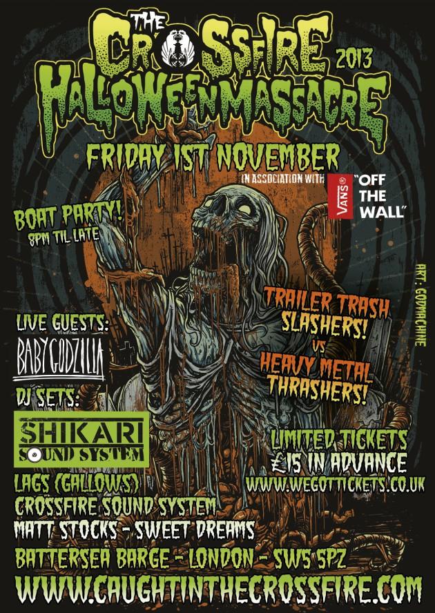 crossfire_halloween_massacre_flyer_web_baby_godzilla_gallows_enter_shikari