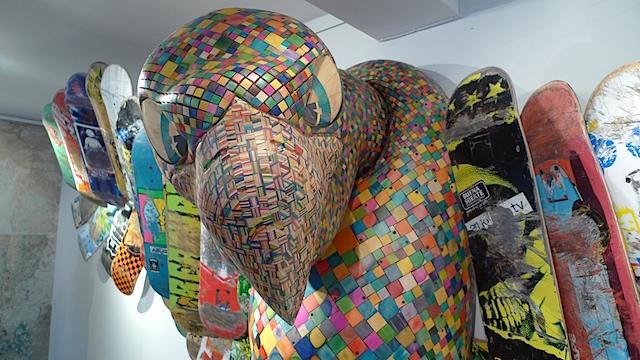 haroshi_bird_pain_exhibition_stolen_space_london