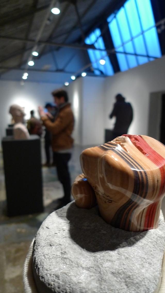 haroshi_leg_pain_exhibition_stolen_space_london
